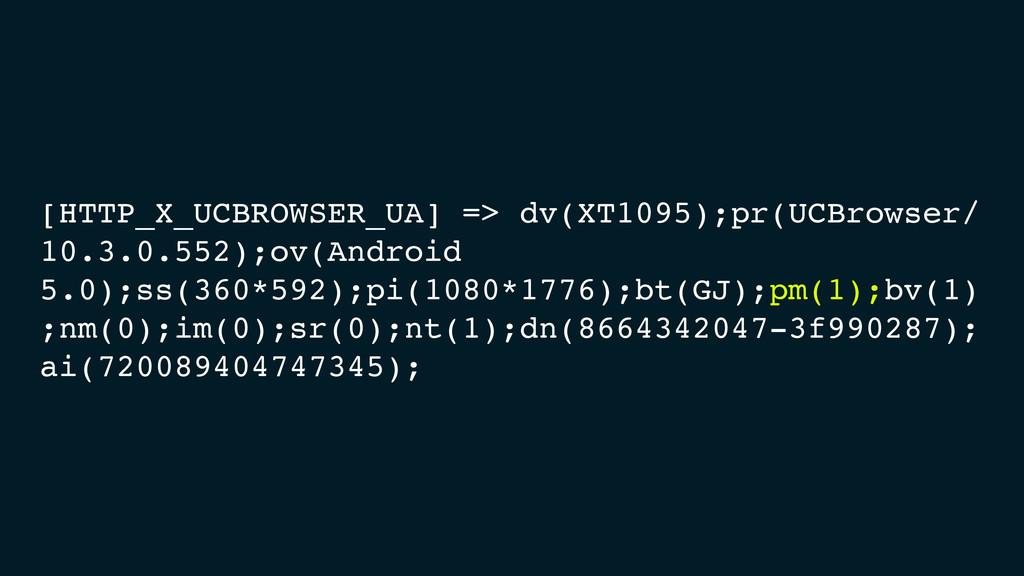 [HTTP_X_UCBROWSER_UA] => dv(XT1095);pr(UCBrowse...