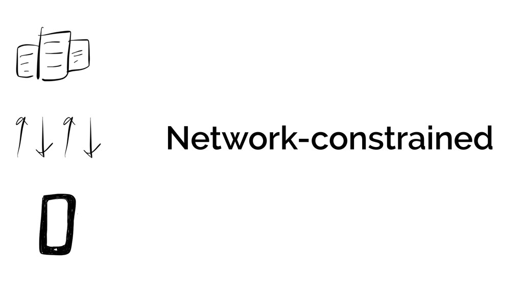 Network-constrained