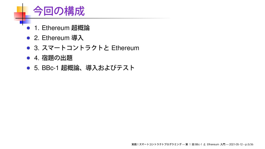 1. Ethereum 2. Ethereum 3. Ethereum 4. 5. BBc-1...