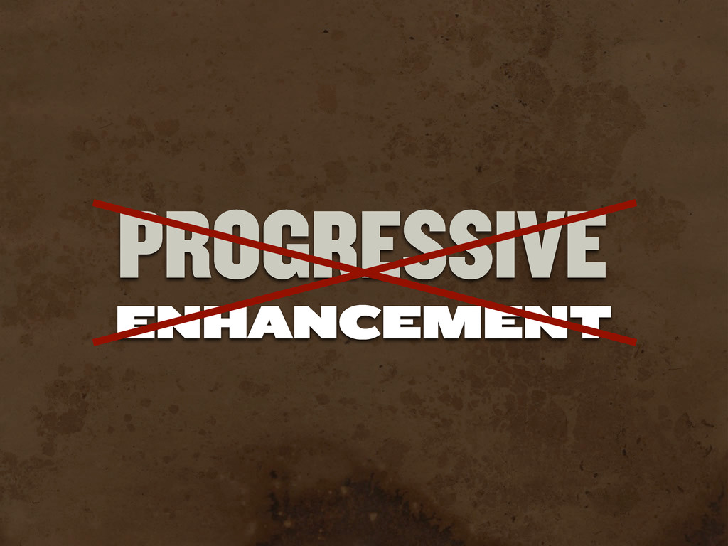ENHANCEMENT PROGRESSIVE