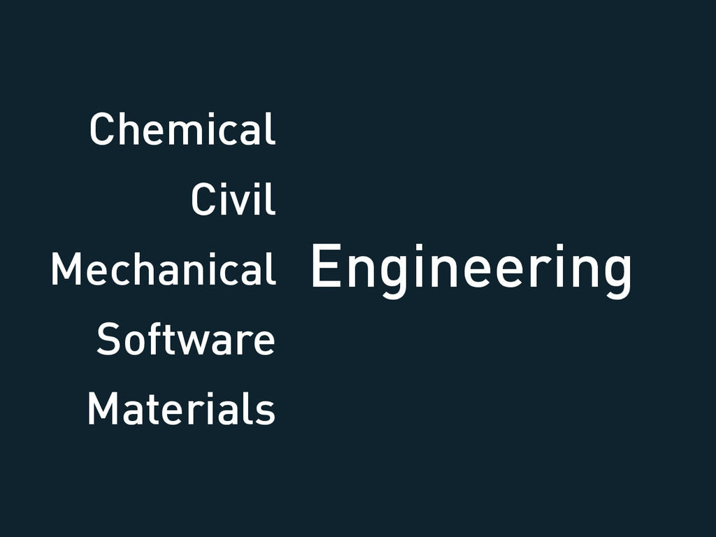 Engineering Mechanical Civil Software Chemical ...