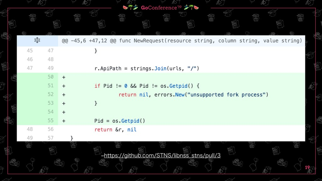 GoConference'19  19 rIUUQTHJUIVCDPN45/4M...