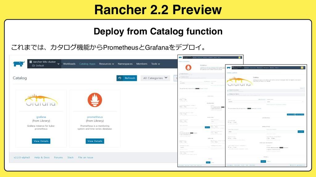 Rancher 2.2 Preview   PrometheusGr...
