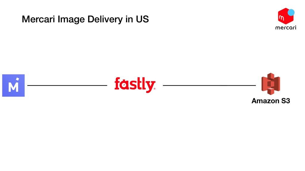 Mercari Image Delivery in US Amazon S3