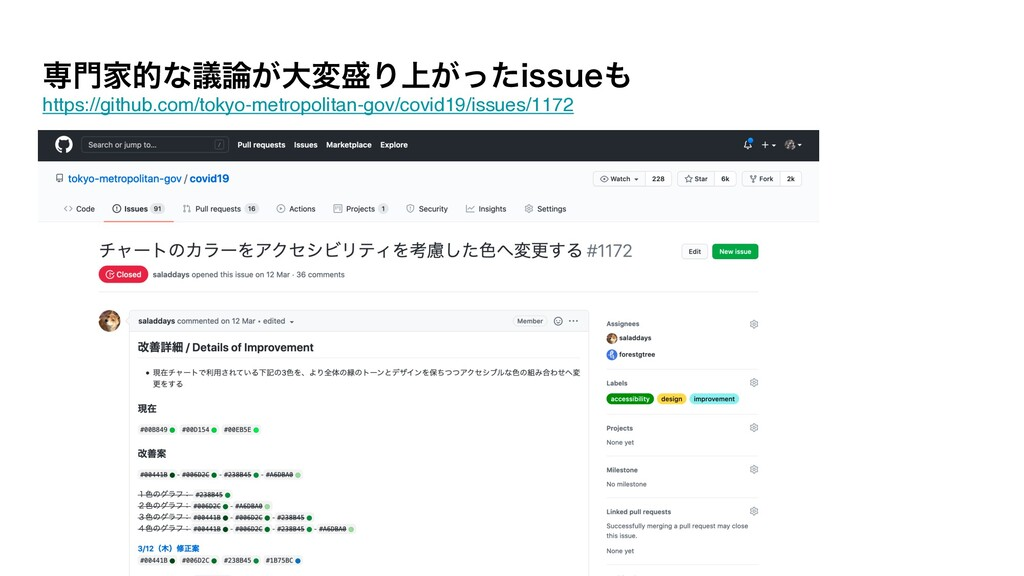 ઐՈతͳ͕ٞେมΓ্͕ͬͨJTTVF https://github.com/tokyo...