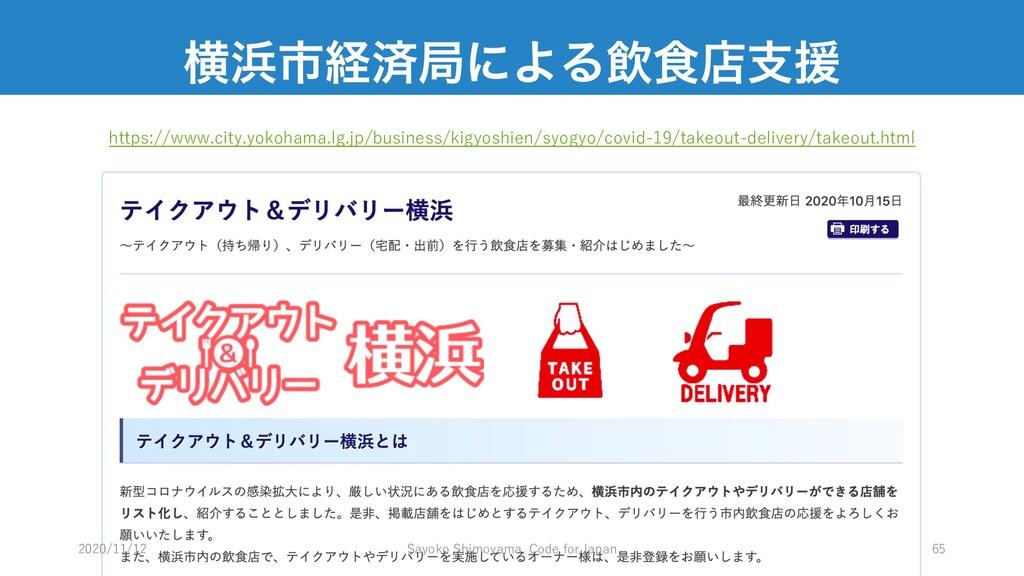 ԣࢢܦࡁہʹΑΔҿ৯ళࢧԉ https://www.city.yokohama.lg.jp/...