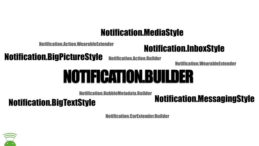 NOTIFICATION.BUILDER Notification.Action.Builde...