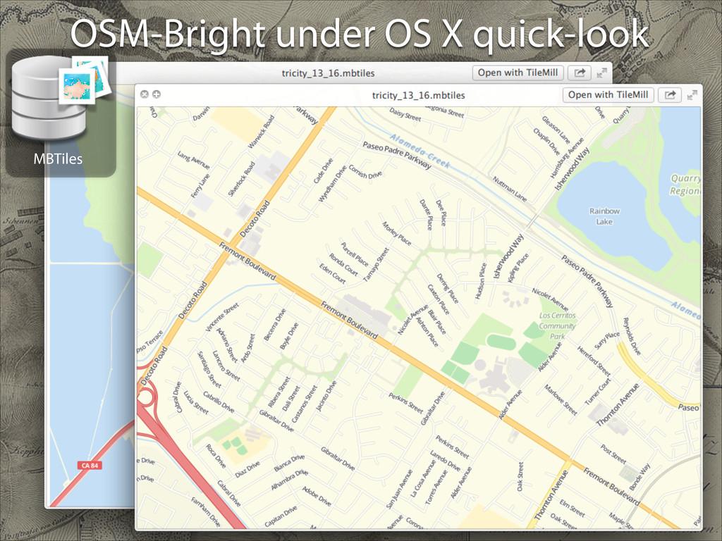 OSM-Bright under OS X quick-look MBTiles