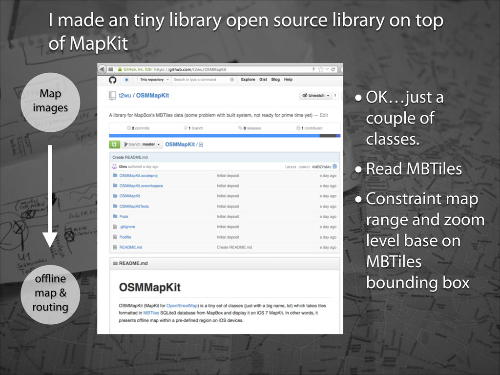 I made an tiny library open source library on t...