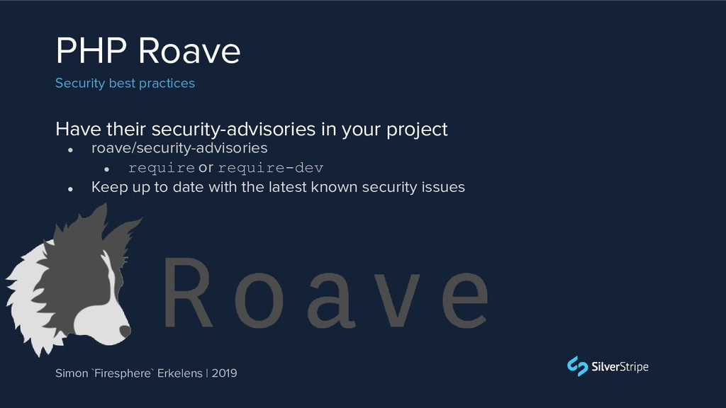 Have their security-advisories in your project ...