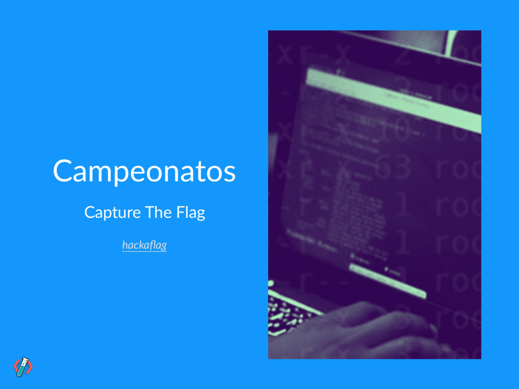 Campeonatos Capture The Flag hackaflag