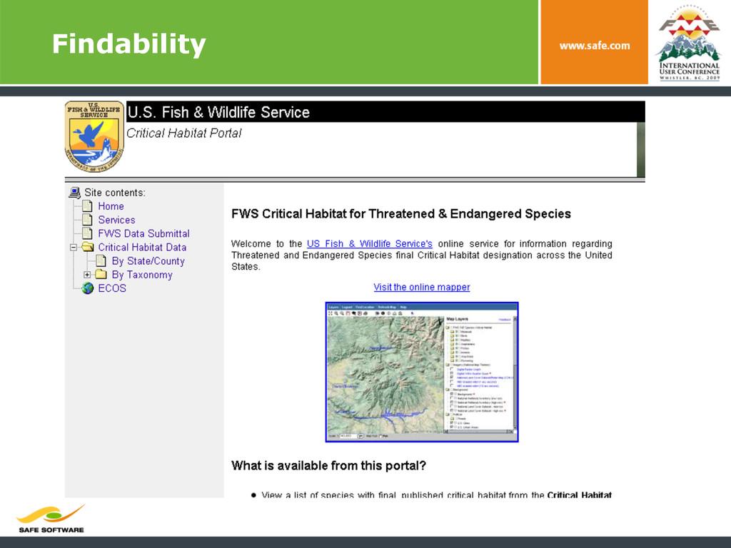Findability
