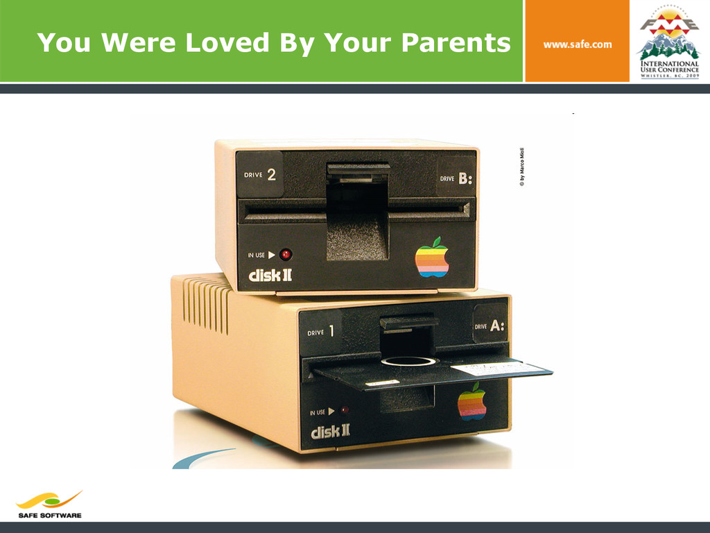 You Were Loved By Your Parents