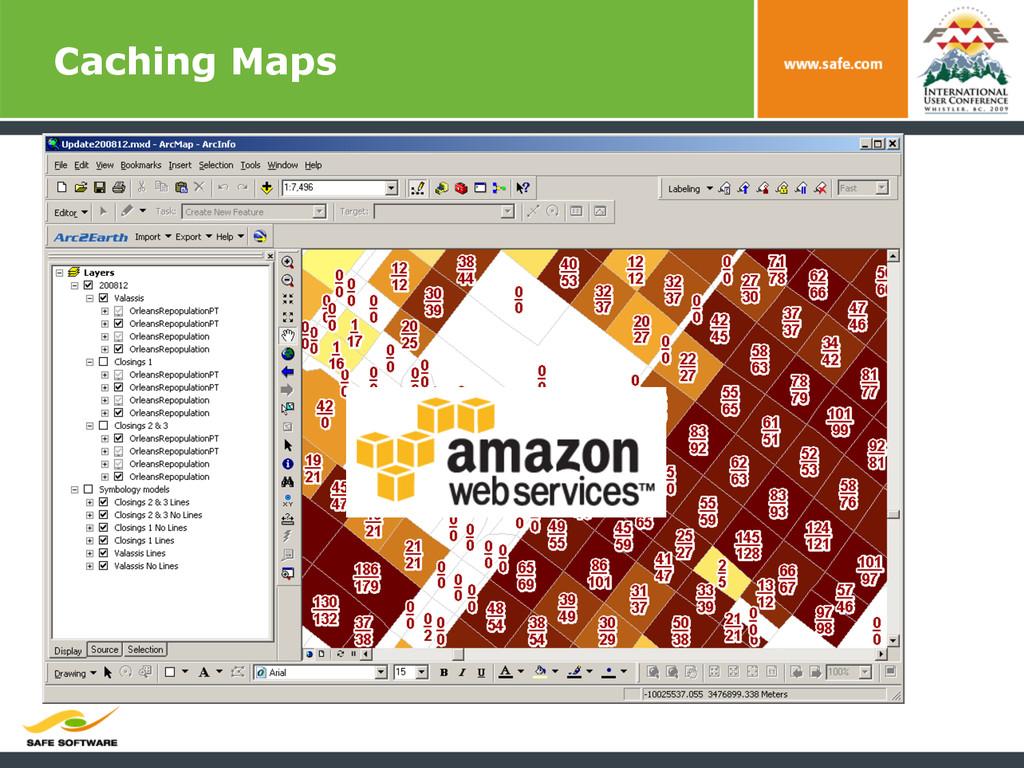 Caching Maps