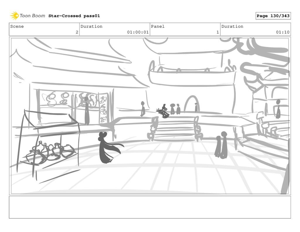 Scene 2 Duration 01:00:01 Panel 1 Duration 01:1...