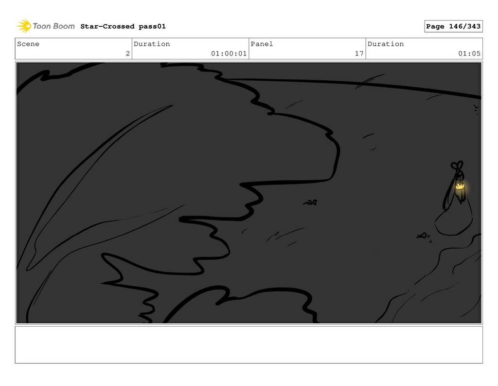 Scene 2 Duration 01:00:01 Panel 17 Duration 01:...