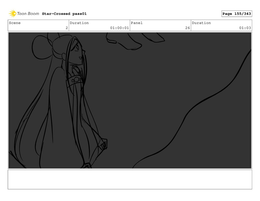 Scene 2 Duration 01:00:01 Panel 26 Duration 01:...