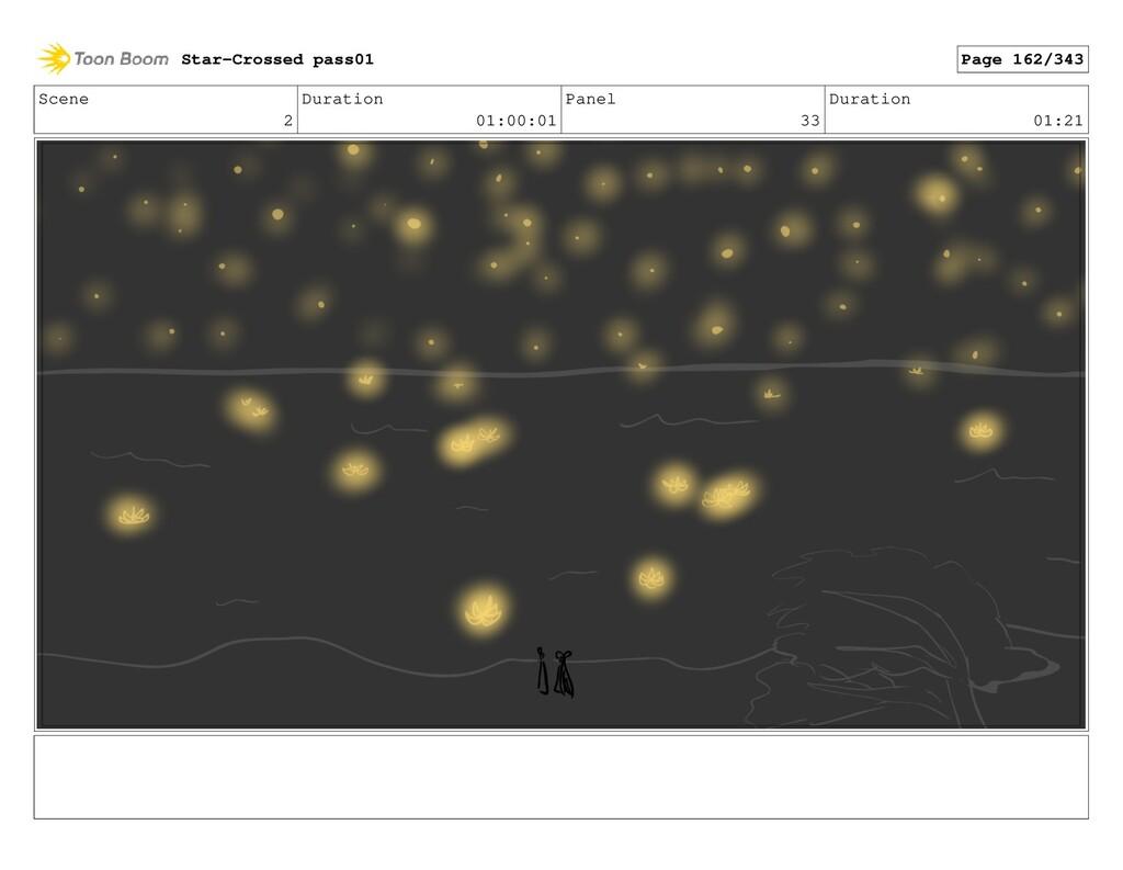 Scene 2 Duration 01:00:01 Panel 33 Duration 01:...