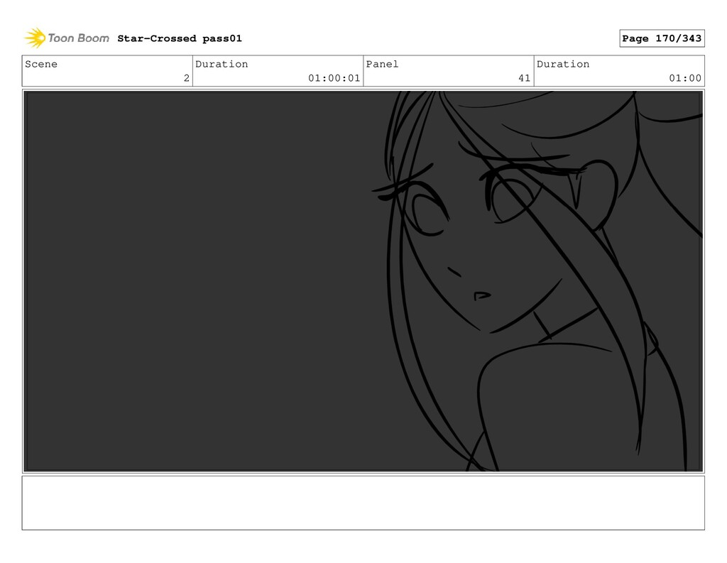 Scene 2 Duration 01:00:01 Panel 41 Duration 01:...
