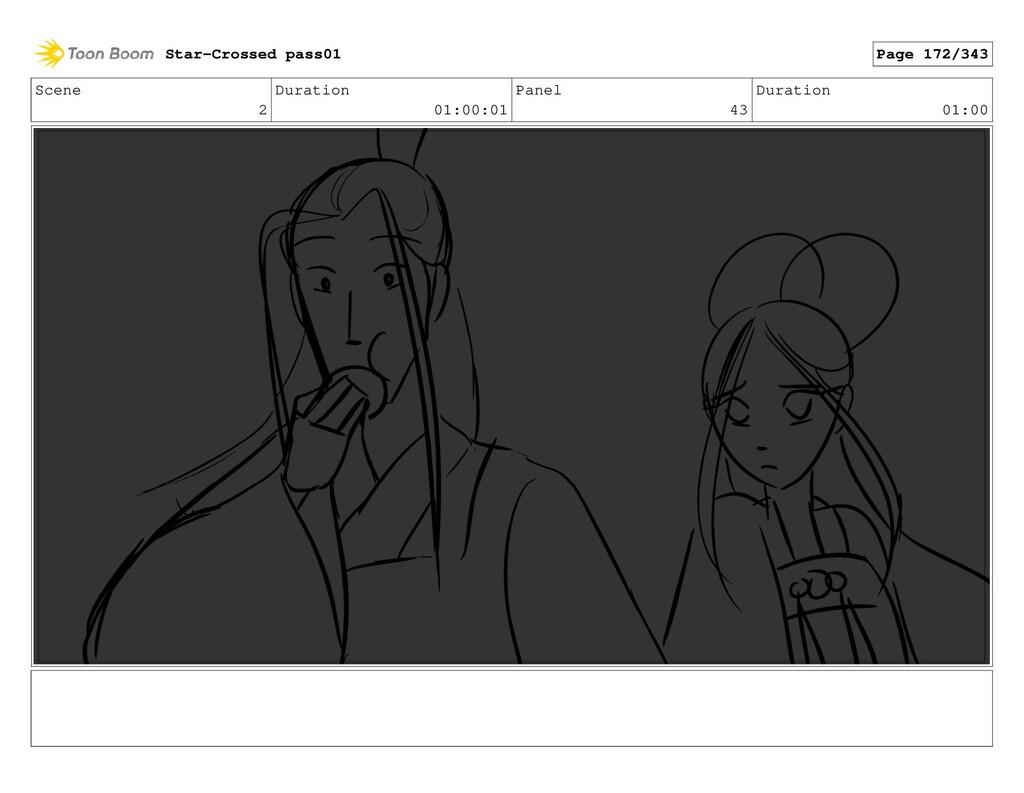 Scene 2 Duration 01:00:01 Panel 43 Duration 01:...