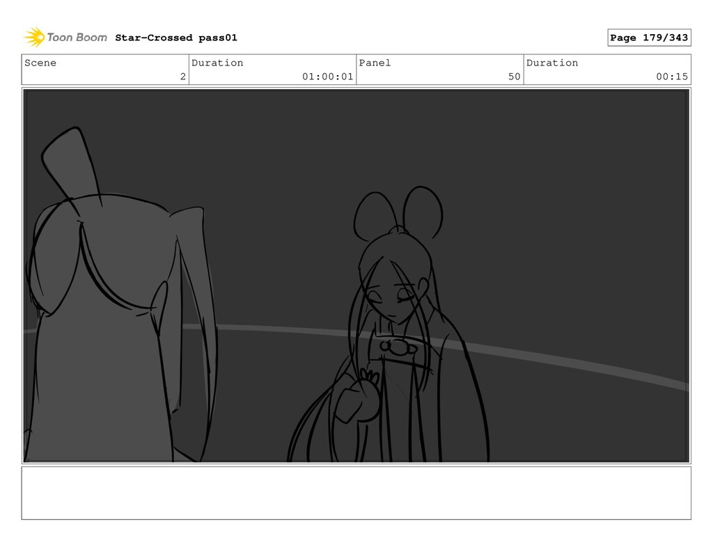 Scene 2 Duration 01:00:01 Panel 50 Duration 00:...