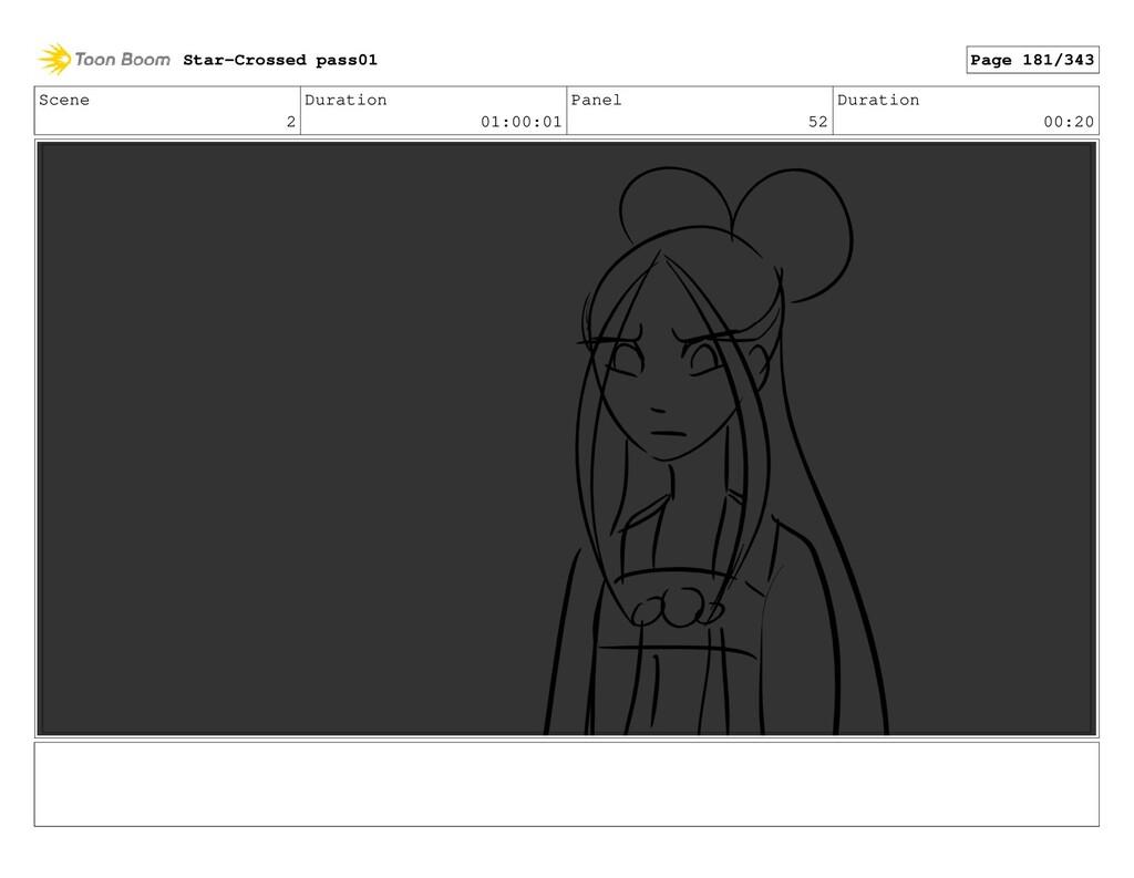 Scene 2 Duration 01:00:01 Panel 52 Duration 00:...