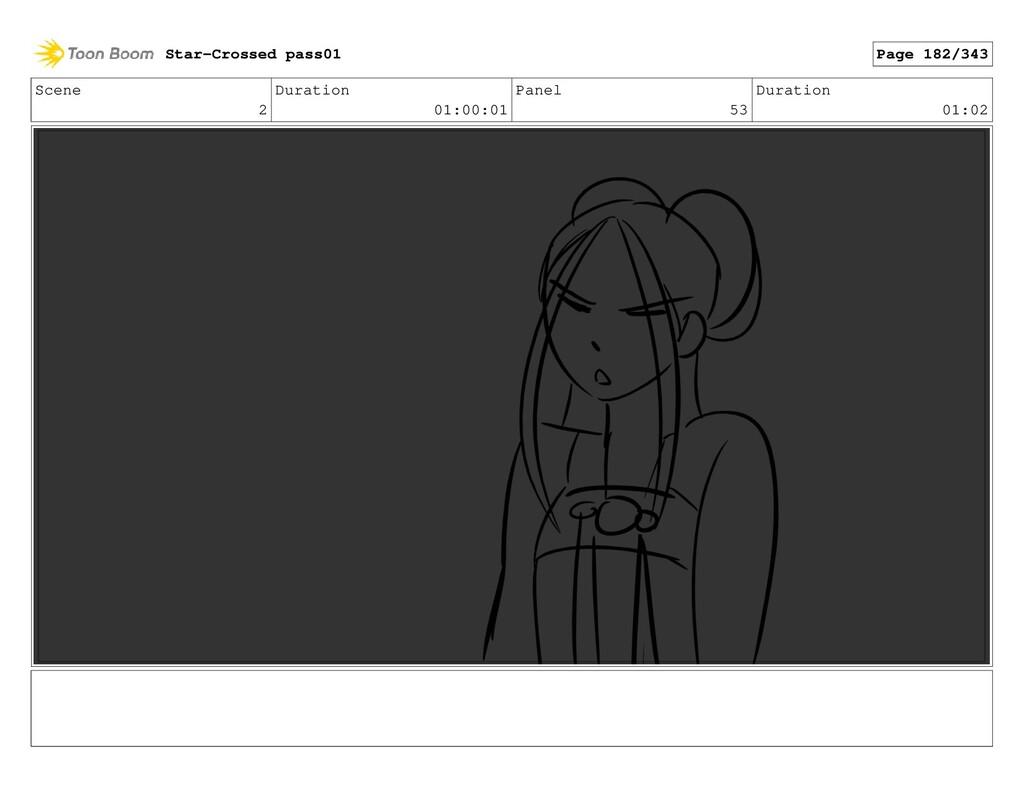 Scene 2 Duration 01:00:01 Panel 53 Duration 01:...