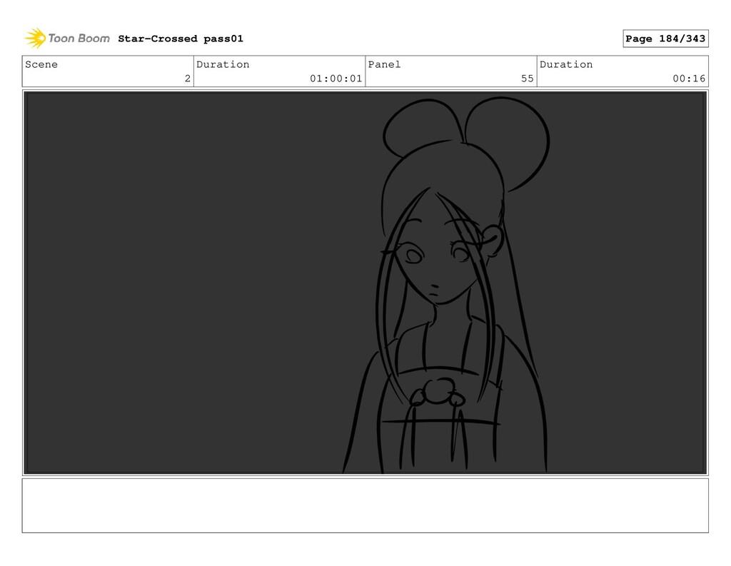 Scene 2 Duration 01:00:01 Panel 55 Duration 00:...