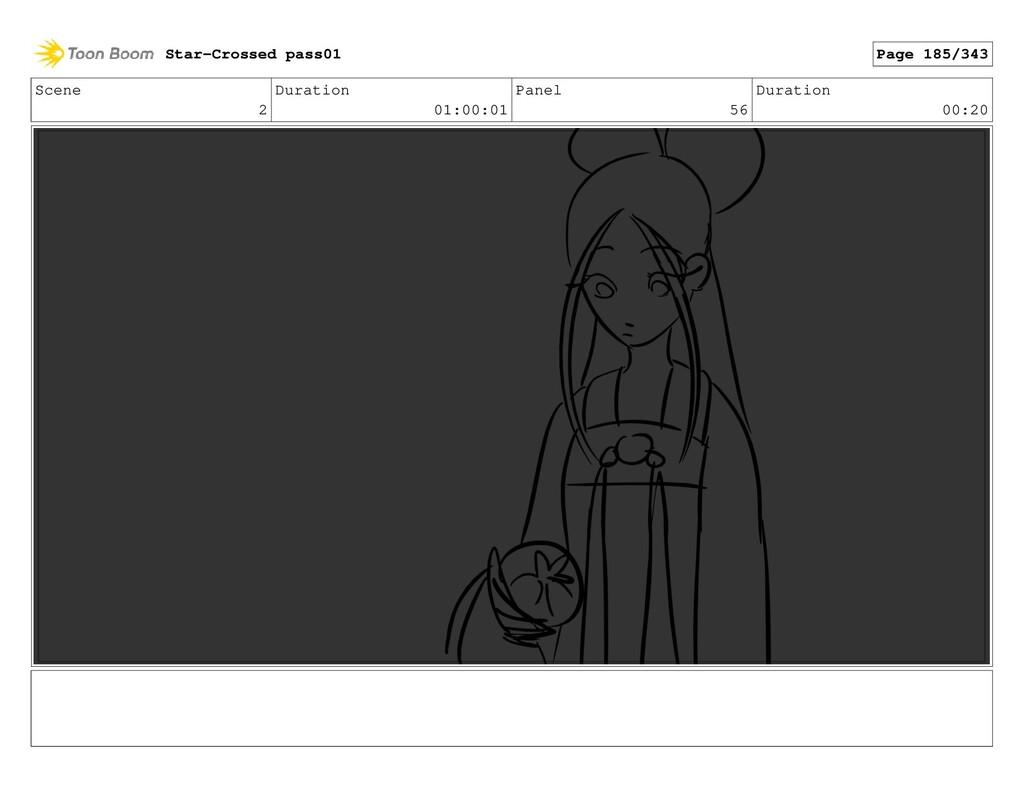 Scene 2 Duration 01:00:01 Panel 56 Duration 00:...