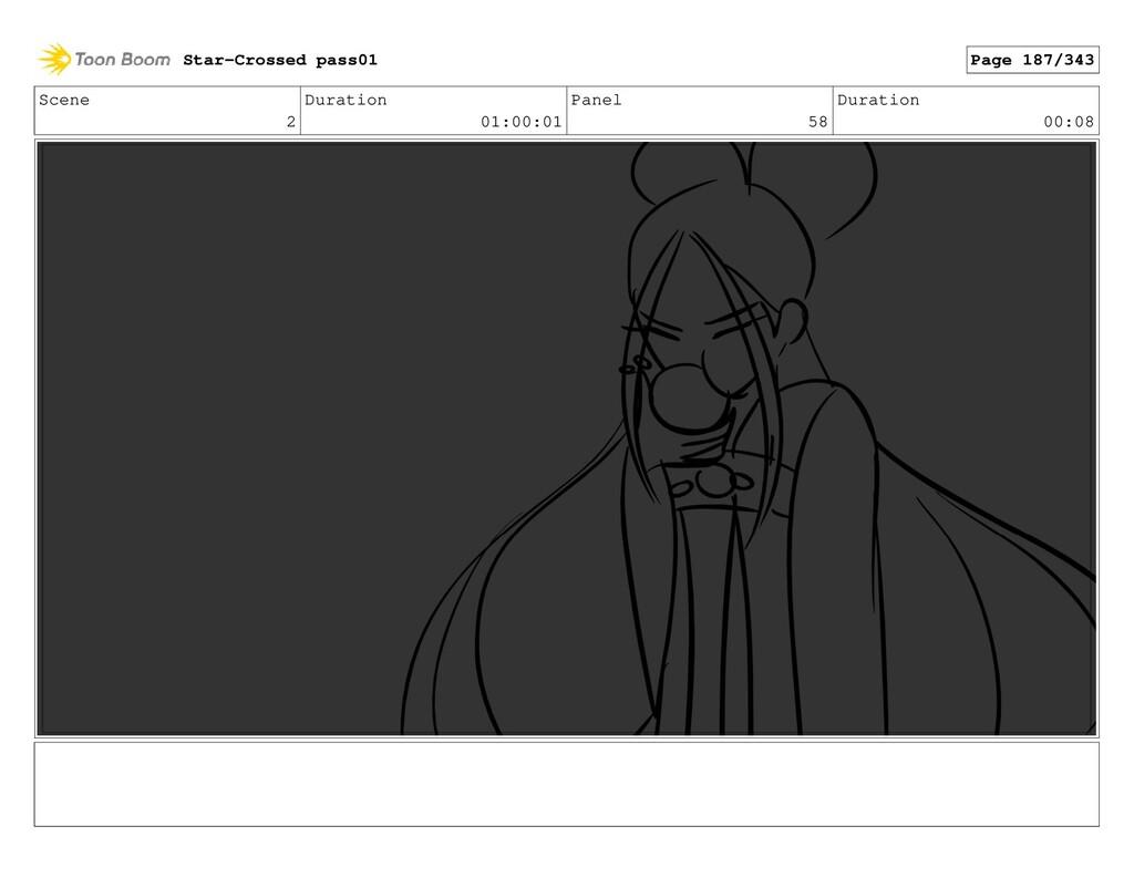 Scene 2 Duration 01:00:01 Panel 58 Duration 00:...