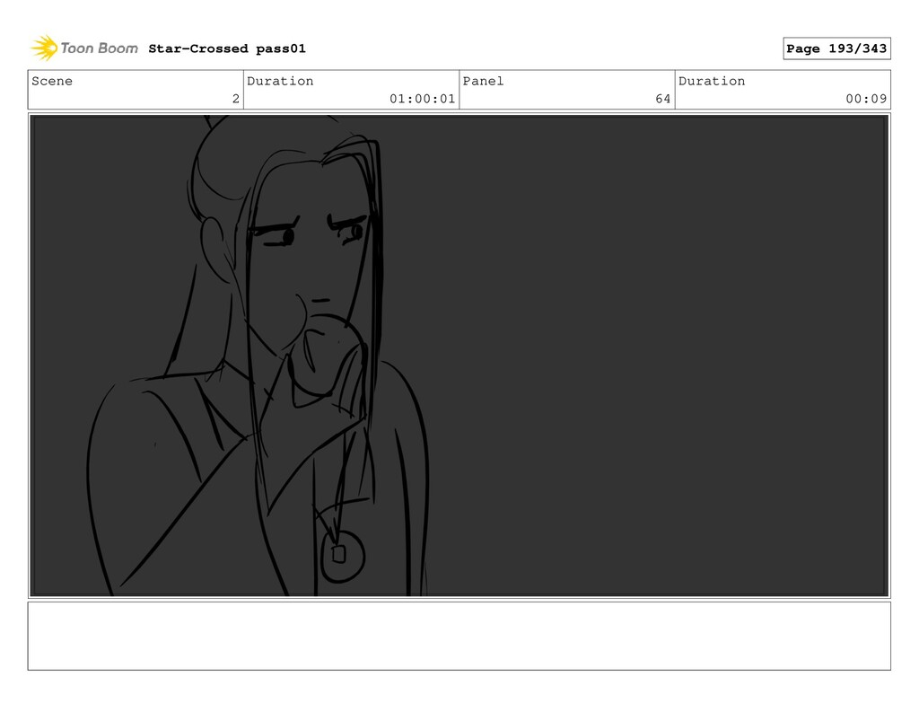 Scene 2 Duration 01:00:01 Panel 64 Duration 00:...