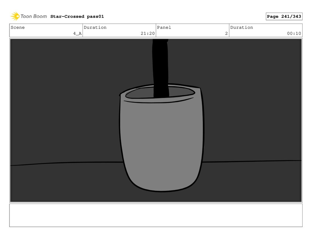 Scene 4_A Duration 21:20 Panel 2 Duration 00:10...