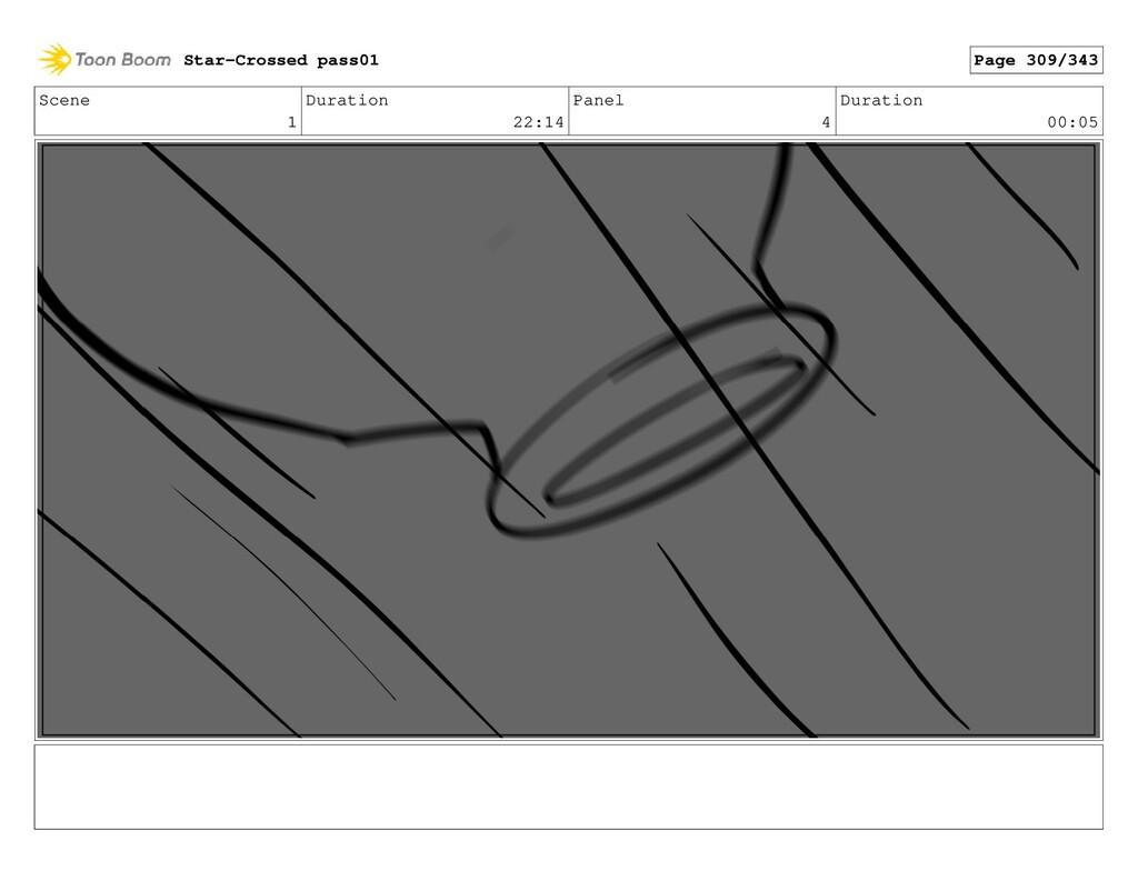 Scene 1 Duration 22:14 Panel 4 Duration 00:05 S...