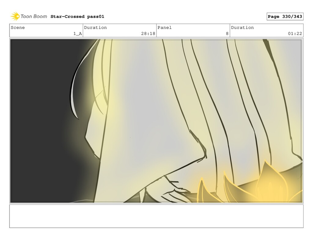 Scene 1_A Duration 28:18 Panel 8 Duration 01:22...