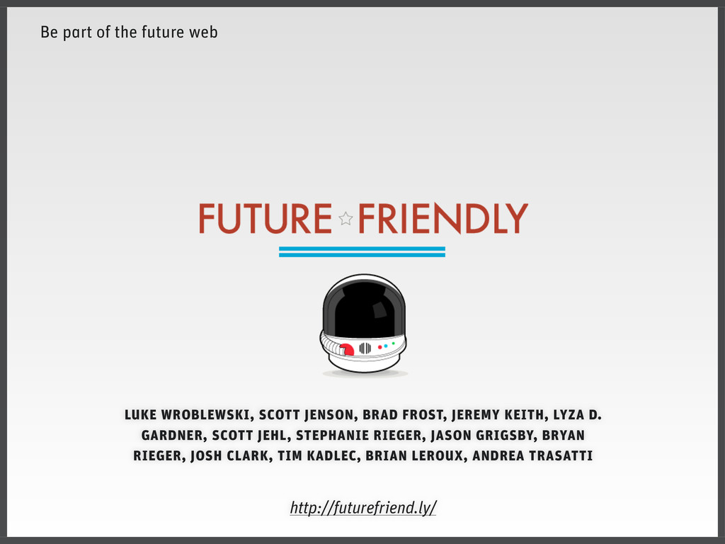 Be part of the future web http://futurefriend.l...