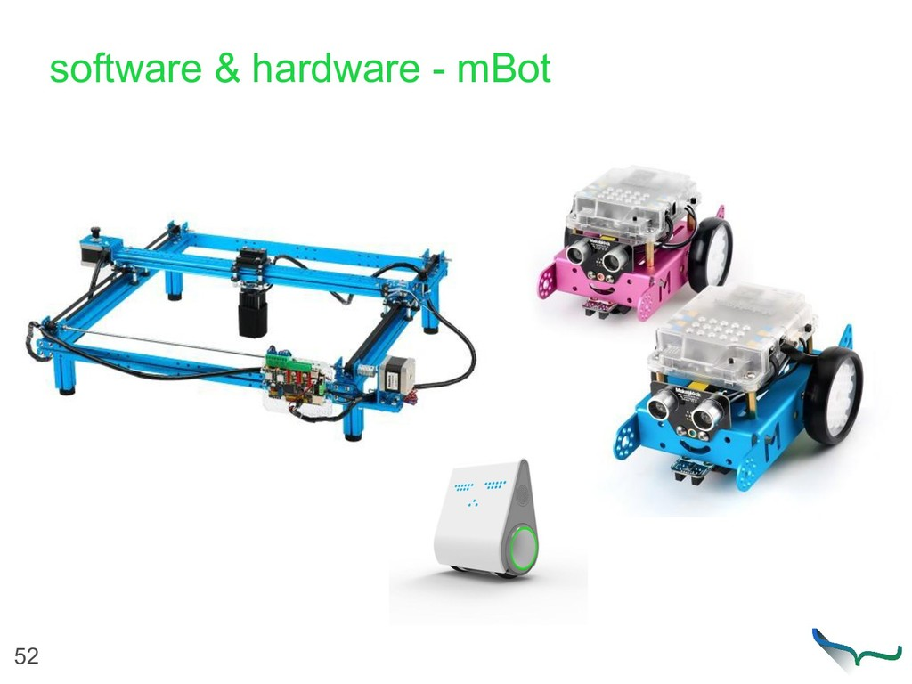 52 software & hardware - mBot