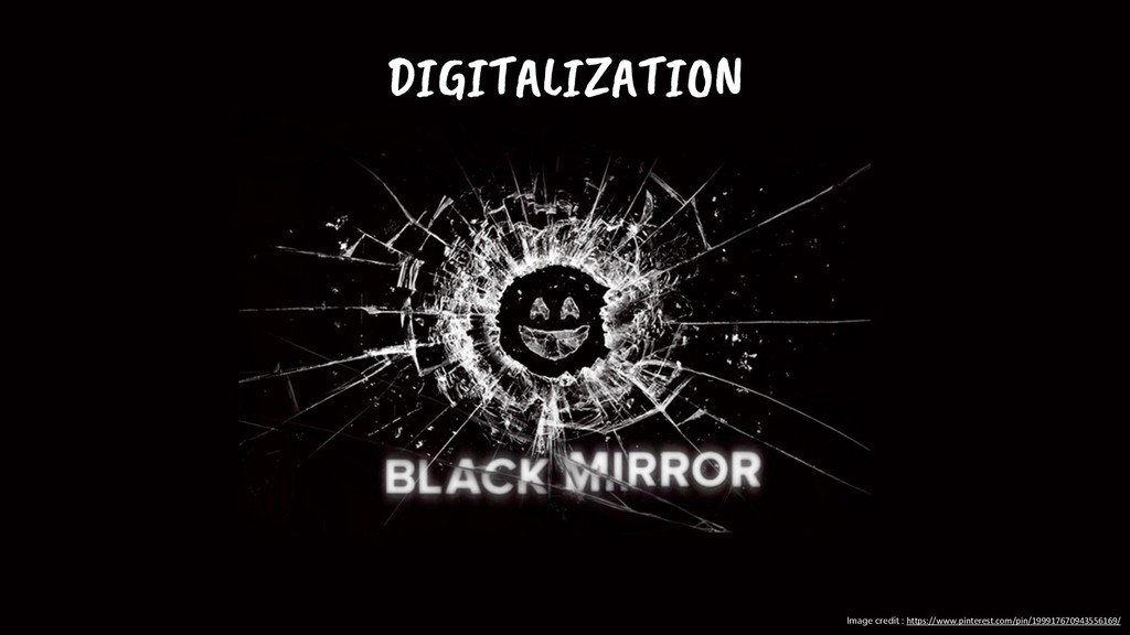 DIGITALIZATION Image credit : https://www.pinte...
