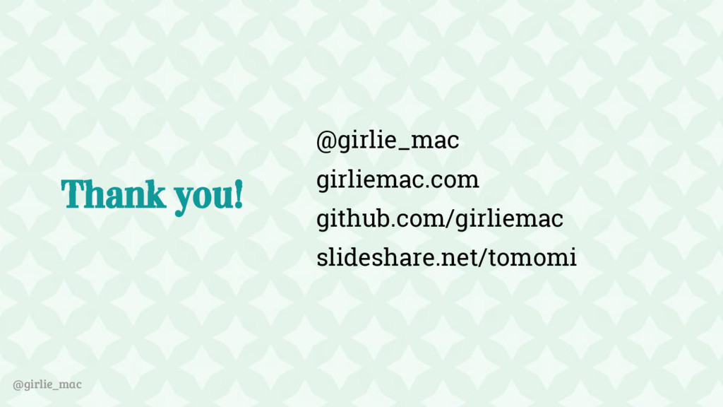 @girlie_mac Thank you! @girlie_mac girliemac.co...