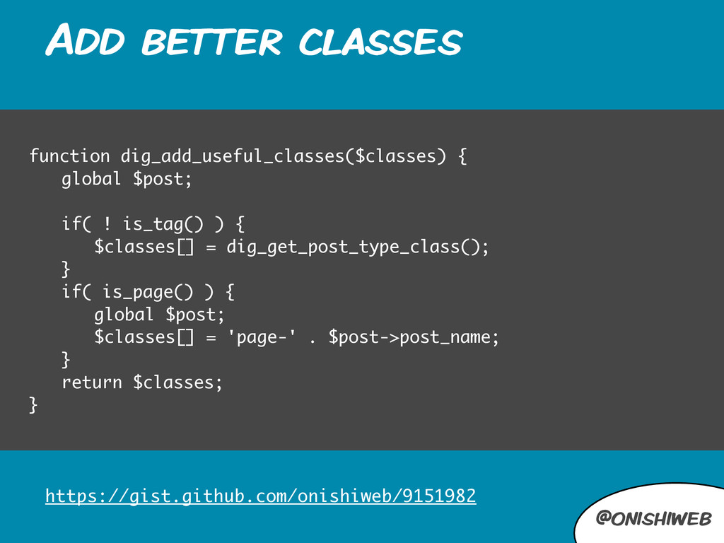 @onishiweb Add better classes function dig_add_...