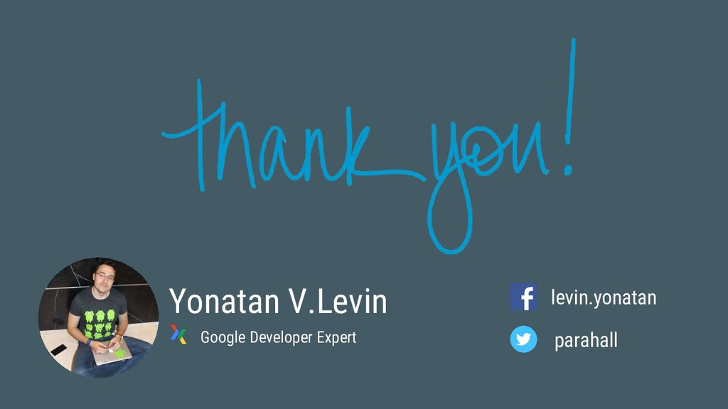 Yonatan V.Levin levin.yonatan parahall Google D...