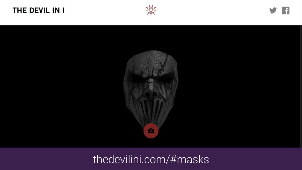 thedevilini.com/#masks
