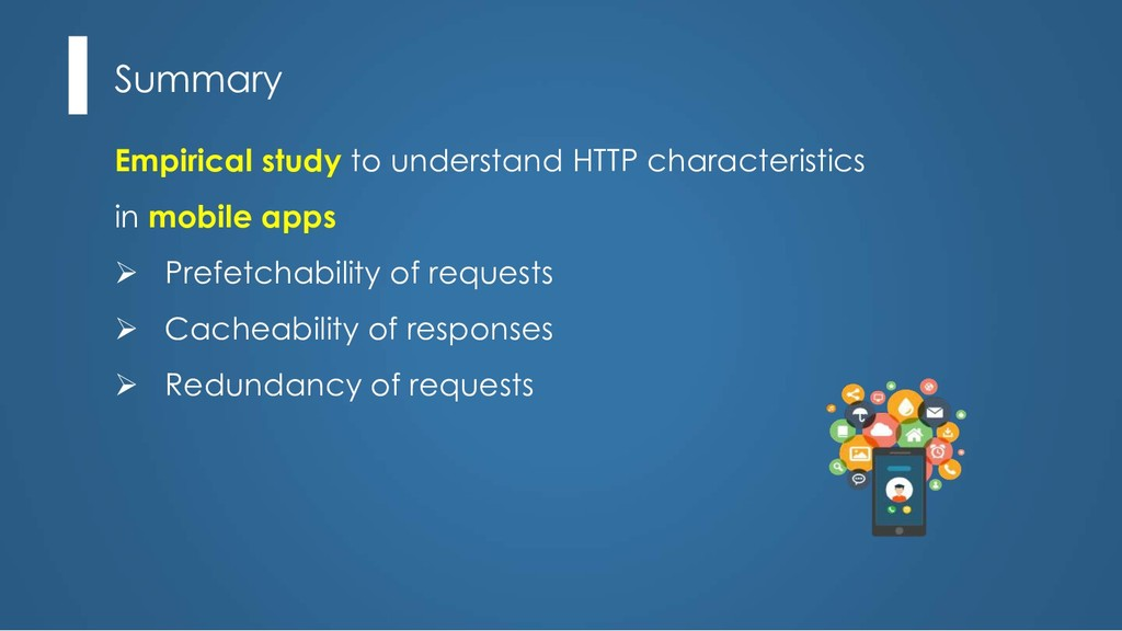 Summary Empirical study to understand HTTP char...
