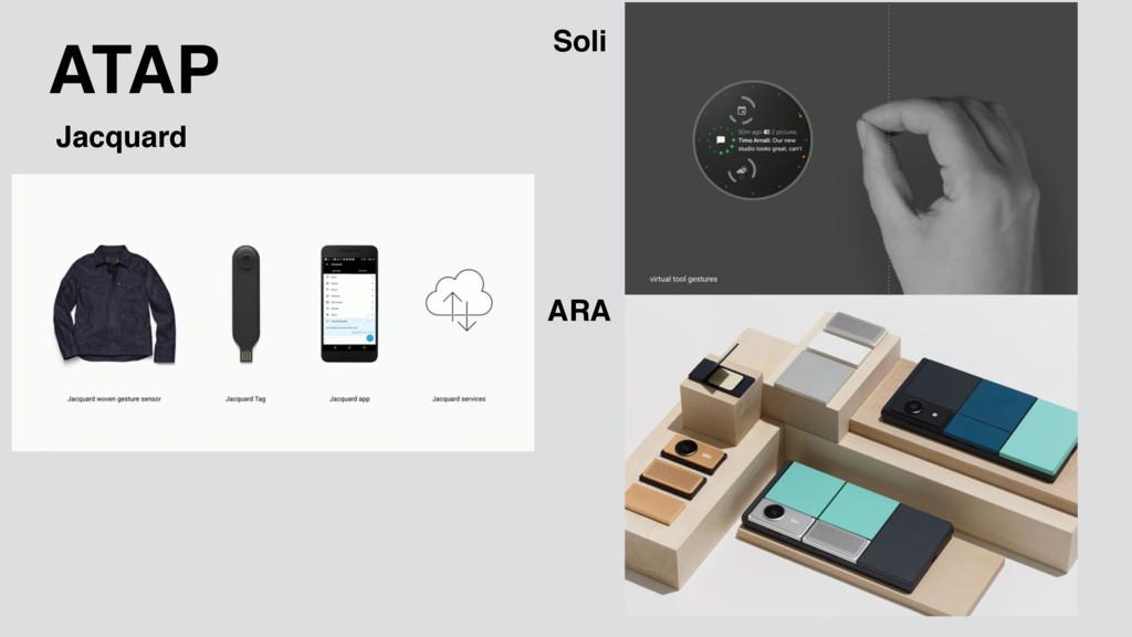 ARA Jacquard Soli ATAP