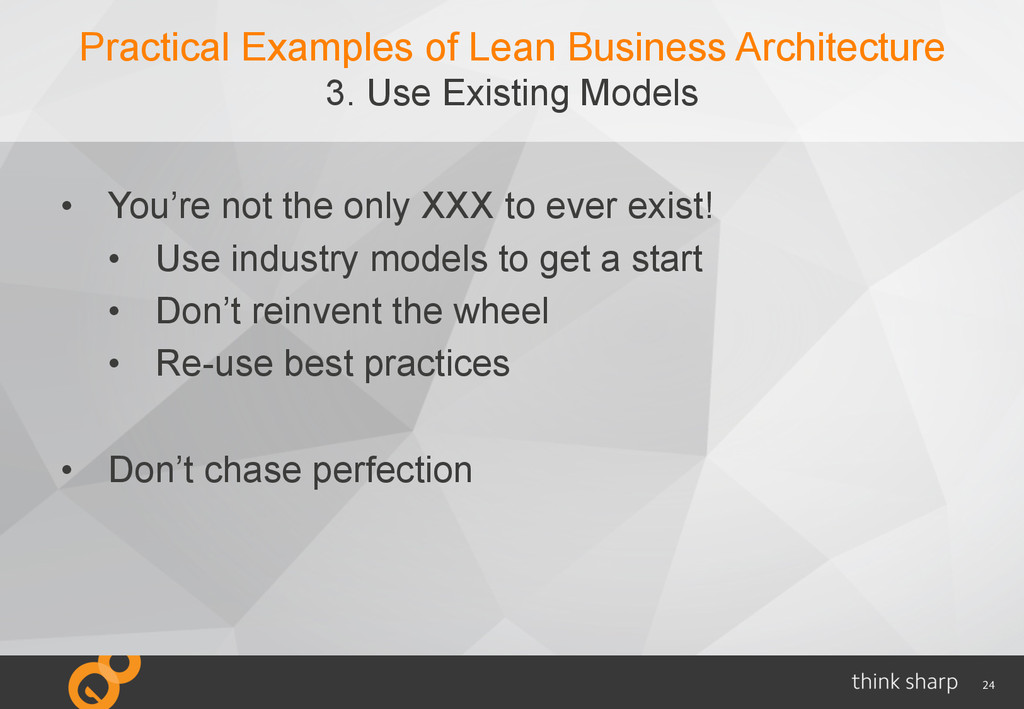 24 Practical Examples of Lean Business Architec...
