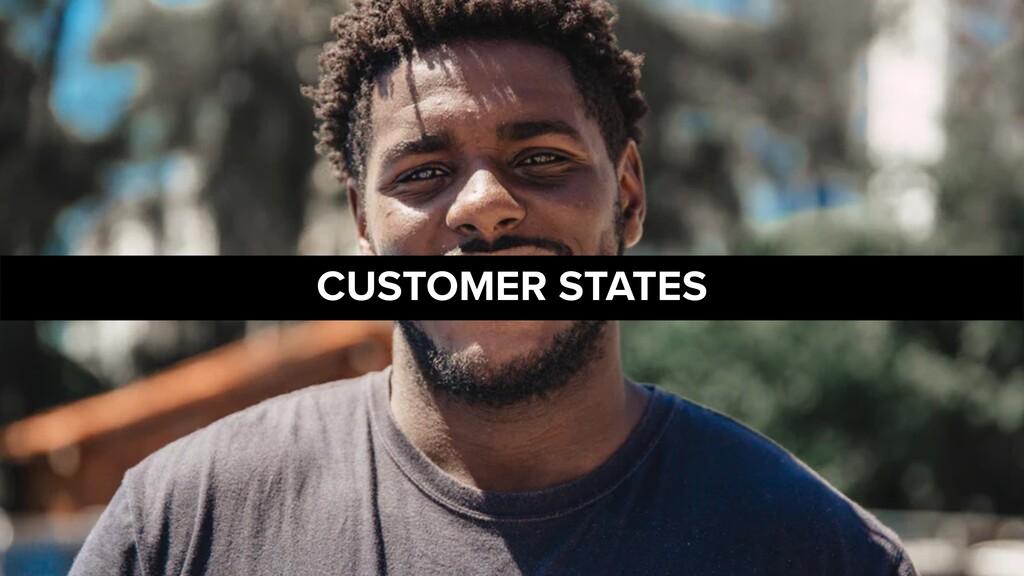 CUSTOMER STATES