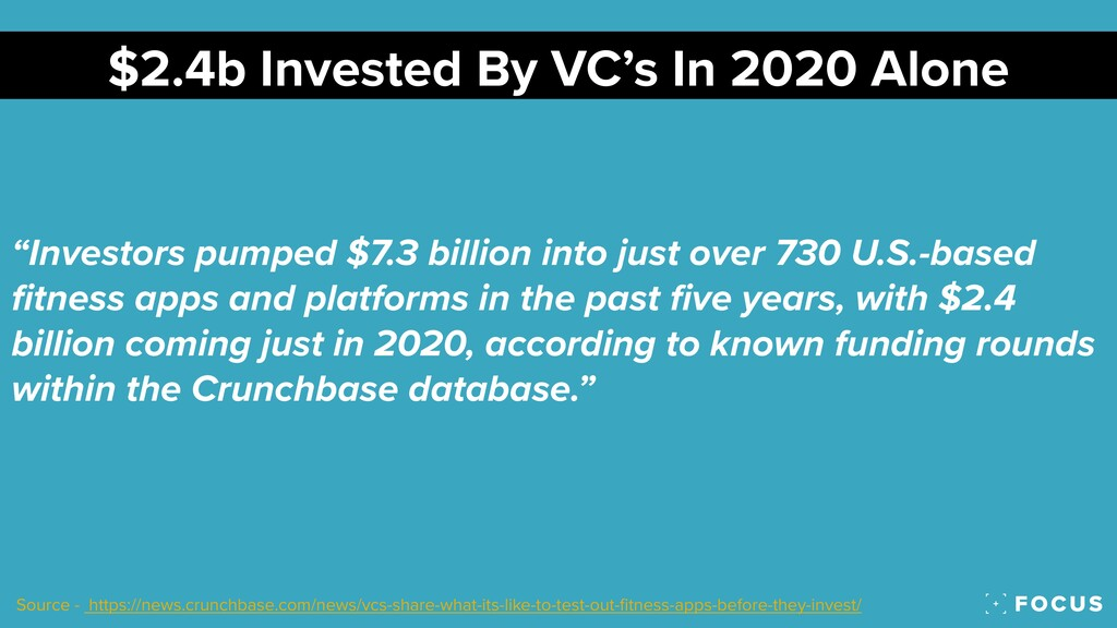 """Investors pumped $7.3 billion into just over 7..."