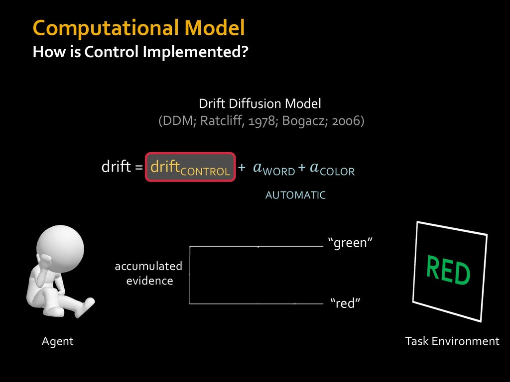 Computational Model How is Control Implemented?...