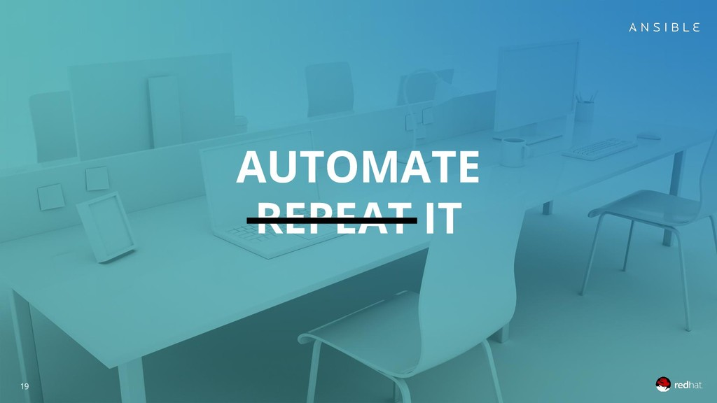 19 AUTOMATE REPEAT IT