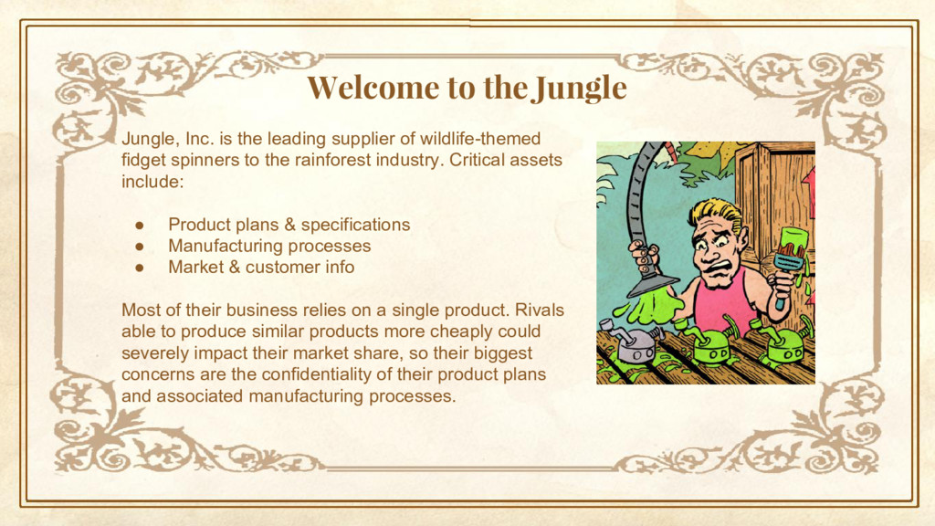 Welcome to the Jungle Jungle, Inc. is the leadi...