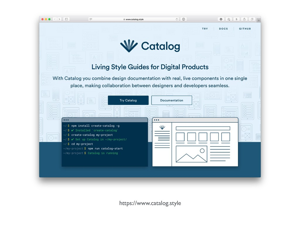 https://www.catalog.style